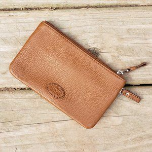 Fossil Tan Real Leather Wallet